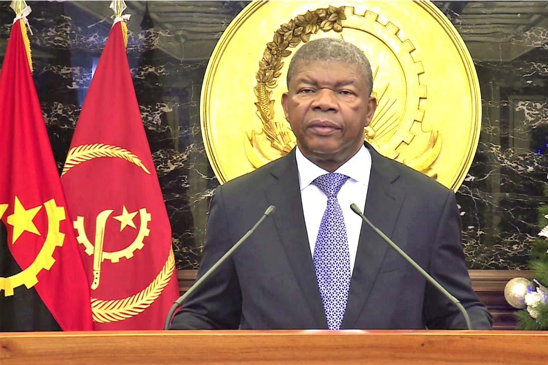 Presidente da República, João Lourenço
